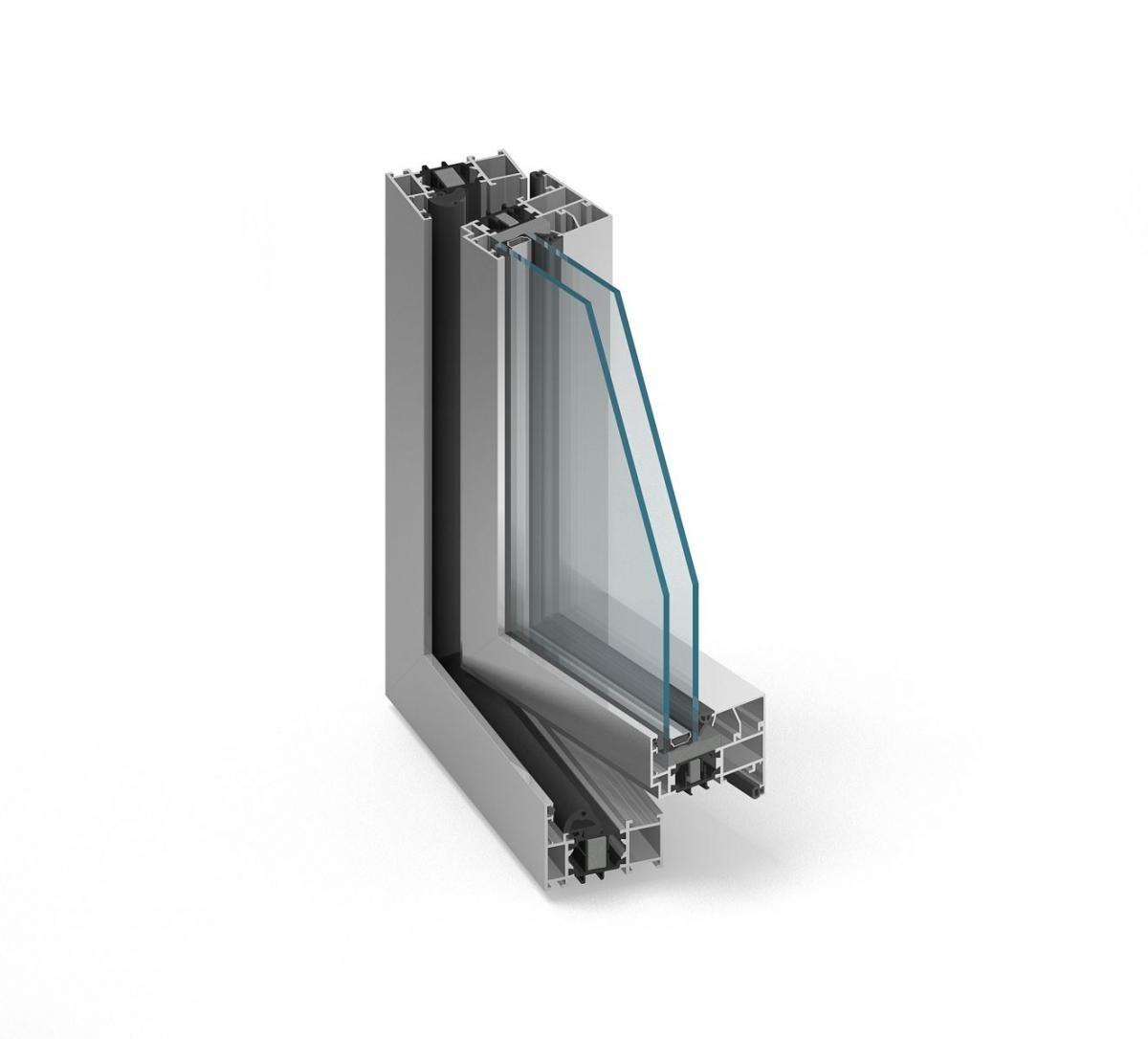 Thermal Break Window Amp Door