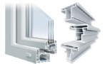 PVC Window&Door Profiles
